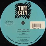 "T-Ski Valley - Catch The Beat, 12"", Reissue"