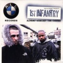 """The Alchemist Presents 1st Infantry - The Midnight Creep / Fourth Of July, 12"""""""