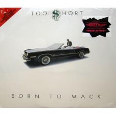 Too $hort - Born To Mack, LP, Reissue