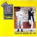 """Almighty & K.D. Ranks - Trenton Where We Live, 12"""""""
