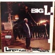 Big L - Lifestylez Ov Da Poor & Dangerous, LP, Misprint