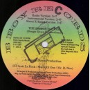 Boogie Down Productions - The Bridge Is Over / A Word From Our Sponsor, 12""