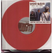 Brand Nubian - Fire In The Hole, 2xLP