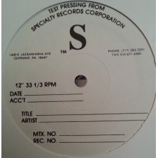 """DJ Noize - The Whole Mess EP, 12"""", EP, Test Pressing"""