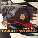 """Genius / GZA - Cold World, 12"""", Promo"""