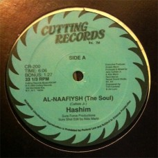 "Hashim - Al-Naafiysh (The Soul), 12"", Reissue, Remastered"