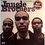 Jungle Brothers - Raw Deluxe, 2xLP