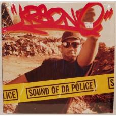 """KRS-One - Sound Of Da Police, 12"""""""