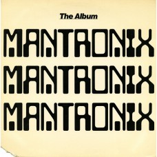 Mantronix - The Album, LP