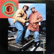 """Pete Rock & C.L. Smooth - Straighten It Out, 12"""""""