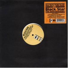 Black Star - The Instrumentals, LP
