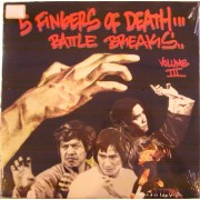 DJ Paul Nice - 5 Fingers Of Death Battle Breaks Vol. III, LP