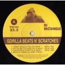 DJ Rectangle - Gorilla Beats N' Scratches, LP