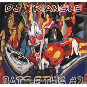 DJ Triangle - Battle This #2, 12""