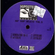 Hipnotech - Hip Hop Beats Vol. 5, 12""