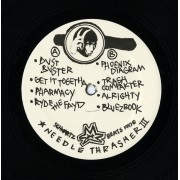 Mix Master Mike - Needle Thrasher III, 12""