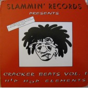 Nubian Crackers - Cracker Beats Vol. I, LP, Reissue