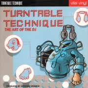 Stephen Webber - Turntable Technique The Art Of The DJ, 2xLP