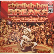 Various - Strictly B-Boy Breaks, 2xLP