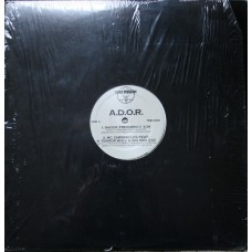 A.D.O.R. - Shock Frequency, 12""