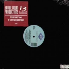 Boogie Down Productions - 13 And Good, 12""