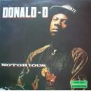 Donald-D - Notorious, LP