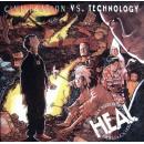 H.E.A.L. Human Education Against Lies - Civilization Vs. Technology, LP