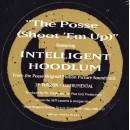 "Intelligent Hoodlum - The Posse (Shoot 'Em Up), 12"""