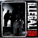 Illegal - Head Or Gut, 12""