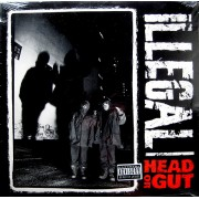 "Illegal - Head Or Gut, 12"""