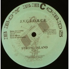 """J.V.C. F.O.R.C.E. - Strong Island, 12"""""""