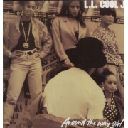 LL Cool J - Around The Way Girl, 12""