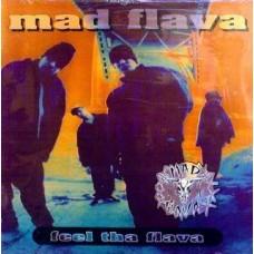 """Mad Flava - Feel Tha Flava, 12"""""""
