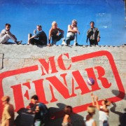 MC Einar - Arh Dér!, LP