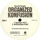 "Organized Konfusion - Clean DJ Sampler, 12"", Promo"