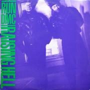 RUN DMC - Raising Hell, LP