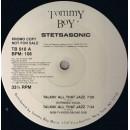 "Stetsasonic - Talkin' All That Jazz, 12"", Promo"
