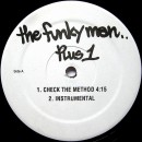The Funky Man - Check The Method / Do Your Thing, 12""