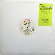 """The Wascals - Class Clown / Hard Rhymes, 12"""", Promo"""