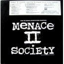Various - Menace II Society (Music From The Original Motion Picture Soundtrack), LP, Promo