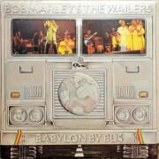 Bob Marley & The Wailers - Babylon By Bus, 2xLP