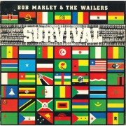 Bob Marley & The Wailers - Survival, LP