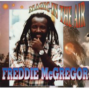 Freddie McGregor - Magic In The Air, LP