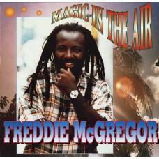 Freddie McGregor - Magic In The Air, LP