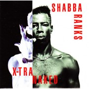 Shabba Ranks - X-Tra Naked, LP