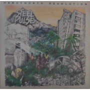 Steel Pulse - Handsworth Revolution, LP