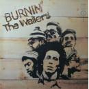 The Wailers - Burnin', LP, Reissue