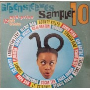 Various - Greensleeves Sampler 10, LP