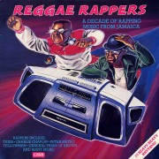 Various - Reggae Rappers, LP