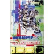 DJ Infamous - Secular Humanoiz, Cassette